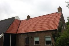 plaatsen dakplaten Wijnjewoude